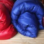 寝袋3種類