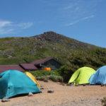 テント泊登山の「場所とルート選び」の基本と「おすすめキャンプ指定地」