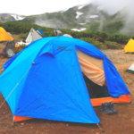 【レビュー】吊り下げ式登山テント「ダンロップVS40」を解説