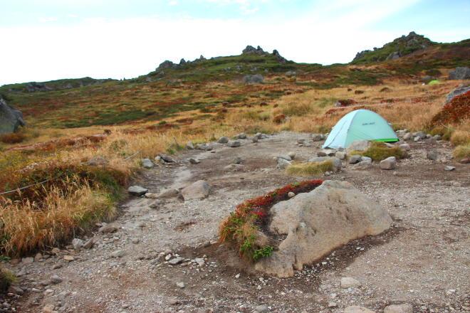 南沼キャンプ指定地