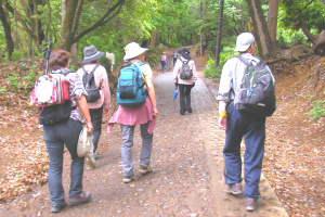 グループ登山