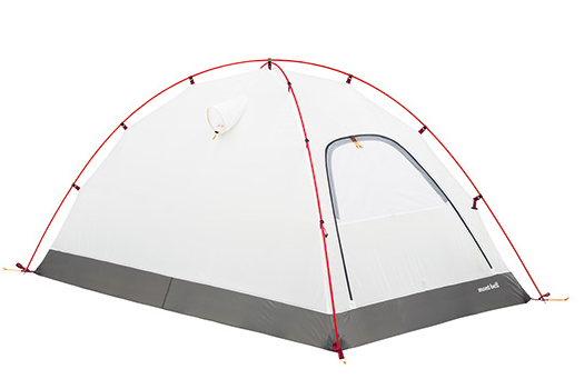 モンベル ステラリッジ テント2
