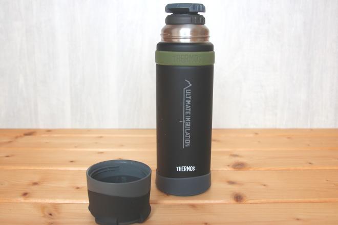 サーモス山専用ステンレスボトル